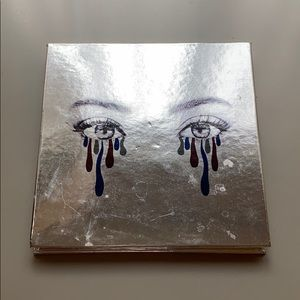 Kylie Cosmetics Holiday Pallet barely used!